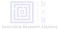 A watermark of the BRG logo
