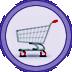 Shopping cart - Consumer Goods icon