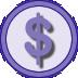 Dollar symbol - Financial Services icon