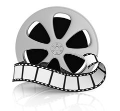 A film reel